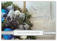Business Name on Card Front