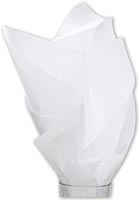 Solid Tissue Paper, White, 15 x 20