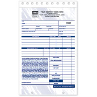 Work Orders, Estimates & Service Agreements, Product / Equipment Rental Agreement Forms