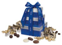 Chocolates & Cookies, Chocolate Lovers Gift Tower