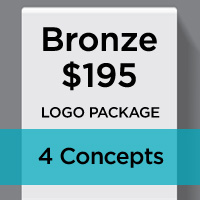 Logo Design Services, Bronze Package