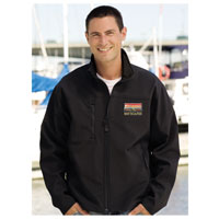 Business Clothing, Promotional Soft Shell Men's Jacket