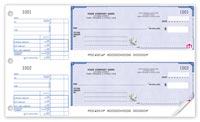Manual Business Cheques, High Security General Expense Cheque
