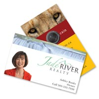 Business Cards - Custom Colour Printing