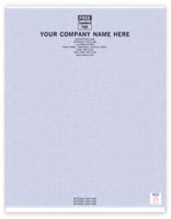 Security Paper with Letterhead
