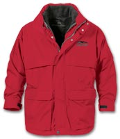 Business Clothing, Men's Three in One Parka
